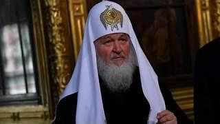 Патриарх Кирилл назвал провокацией стрельбу у храма в Кизляре