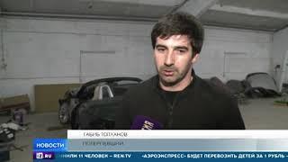 В Дагестане закрыли глаза на нарушения сына капитана полиции, устроившего серию ДТП