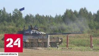В Алабино навели мосты: силу русского оружия проверили военные 22 стран мира - Россия 24