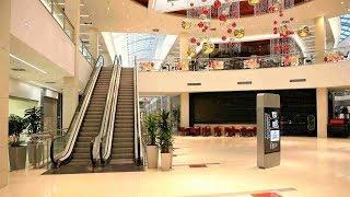4 торговых центра в Югре все ещё закрыты из-за нарушений противопожарной безопасности