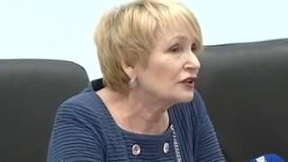 Встреча Союза женщин с Валентиной Мешковой