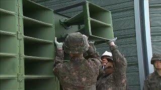Южная Корея перестанет глушить Северную