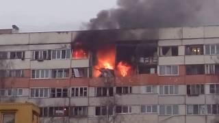 СРОЧНО|В жилом доме взрыв В Петербурге причиной стал газ