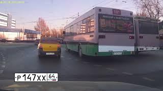 """""""Автохам"""": ноябрьская подборка нарушений правил ПДД"""