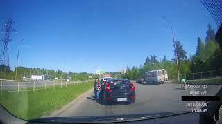 ДТП на Лесном проспекте со смертельным исходом .... в 10:53 _ 20 мая 2018