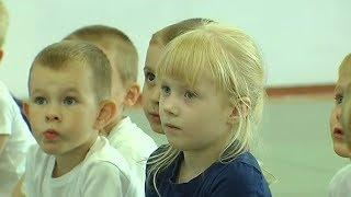 В Урае открылась секция по дзюдо для самых маленьких