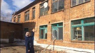 В селе Тастуба в Башкирии разрушается школа: местные жители записали видеообращение