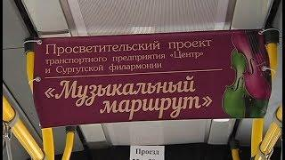 Музыканты Сургута устроили необычный эксперимент