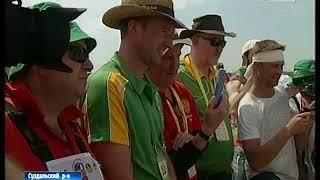 Чемпионат по пахоте Репортаж