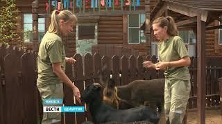 Зоопарк Удмуртии готовится к 10-летнему юбилею