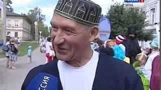 В Нолинске открыли памятник Борису Чиркову (ГТРК Вятка)