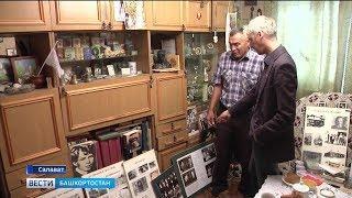 Житель Башкирии в своей квартире организовал музей Сергея Есенина