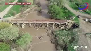 В Кизилюртовском районе будет построен новый акведук на канале Шабур