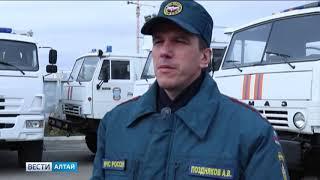 Более 300 пожаров произошло в Алтайском крае за полтора осенних месяца