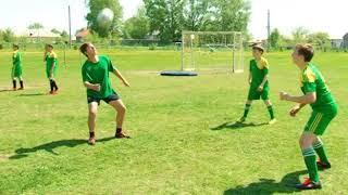 Достижения юных футболистов нашего города