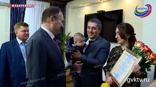 Антон Дроздов посетил Дагестанское отделение Пенсионного Фонда