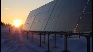 Солнечная электростанция даст новый виток развитию деревне в Кондинском районе