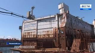 Ледокол «Капитан Хлебников» может не выйти в ВИП-круиз