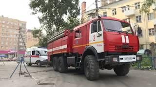 "Пожар в ТЦ ""Атрон"""
