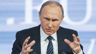 Путин мухочиронро дарди бедавои Москва номид (2018)