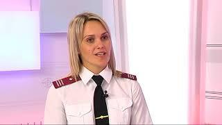 "Программа ""В центре внимания"": Ольга Короткоручко ."