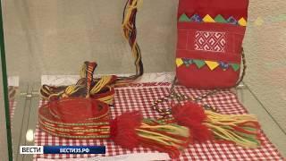 Уникальные текстильные экспонаты представили в Доме купца Самарина