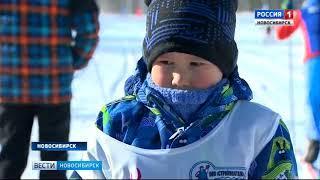 Более трех сотен спортсменов приняли участие в лыжной гонке «Лыжня Пашино-2018»