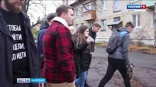 """Рейд волонтеров по борьбе с """"нехорошей рекламой"""""""