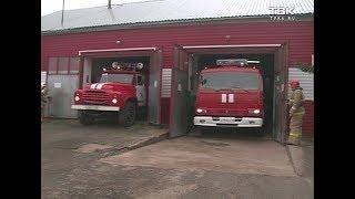 В Хакасии не приняли обещанные меры по укреплению противопожарной службы
