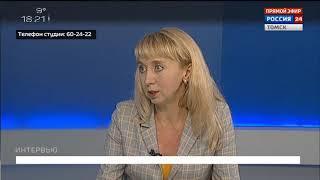 Интервью. Маргарита Шапарева, начальник Департамента по вопросам семьи и детей Томской области