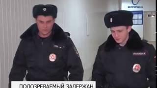 Подозреваемого в порче картин задержали в Белгороде