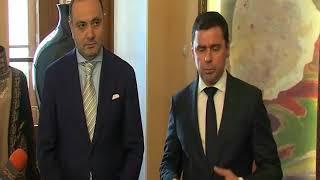 Дмитрий Миронов провел презентацию Ярославской области в посольстве Армении