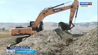 """Индустриальный парк """"Аврора"""" в Дагестане готовится к приему резидентов"""