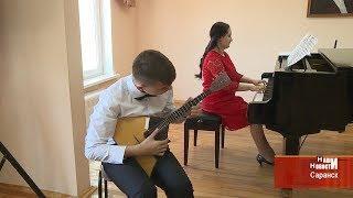 Юные балалаечники из Саранска стали лауреатами всероссийского конкурса-фестиваля