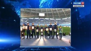 Юные спортсмены из Новосибирска вернулись с победой с Всероссийского фестиваля дворового спорта