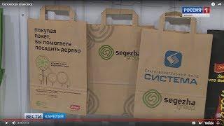 """Рекорд """"Сегежской упаковки"""""""