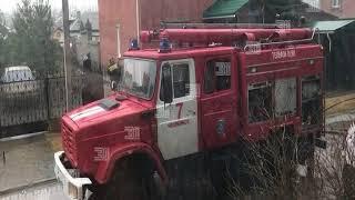 Пожар на Волховской