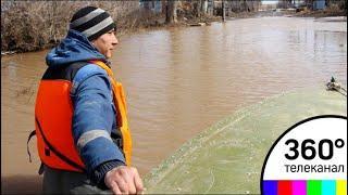 МЧС России сообщает об улучшении паводковой обстановки в Алтайском крае