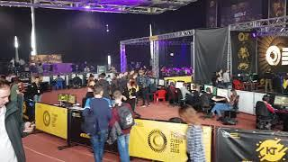 "Соревнования ""Cyber fest"" в Тюмени"