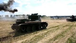 Под Воронежем воссоздали наступательную операцию «Кутузов»