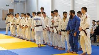 В Михайловске проходит региональный Чемпионат по дзюдо.
