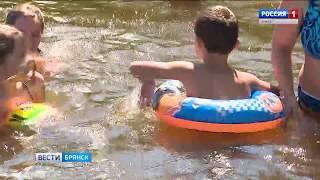 В Брянке ГИМС патрулирует водоемы