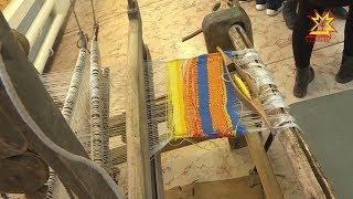 В культурно-выставочном центре «Радуга» открылась необычная выставка.