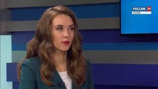 Вести-24.Псков Интервью Анна Кутузова