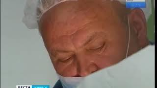 Хирург из Франции показал иркутским врачам новые методики операций для детей с патологией мочевого п