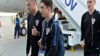 Сборные Хорватии и Исландии прилетели в Ростов