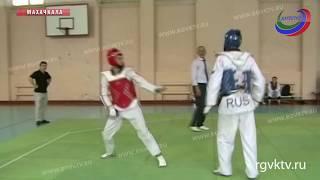 В Дагестане прошел первый республиканский чемпионат по сурдотхэквондо