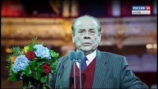 «Новости культуры с Верой Климановой»: актёру Георгию Обухову исполнилось 80 лет