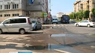 В Красноярске ввели ограничения на движение и парковку на улице Бограда