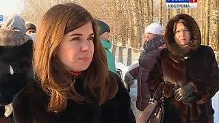 Жители Якиманихи предлагают властям отремонтировать все костромские школьные спортплощадки